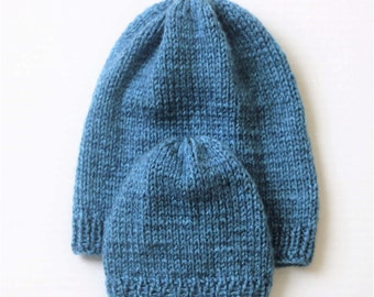 Custom Made Beanie for You and Your American Girl Doll