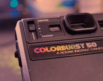 Colorburst 50 - Kodak Instant Camera