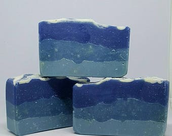 Beneath the Stars Handcrafted Soap