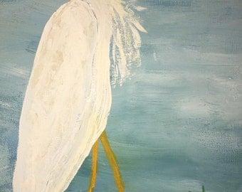 My First Egret