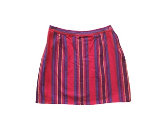 Red Rider Pencil Skirt