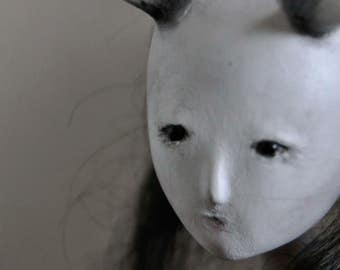 Of Root and Antler - Art Doll