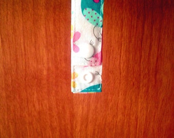Cozy Cloth Pad Hanger/Drying Strap - Cotton - Ready to Ship