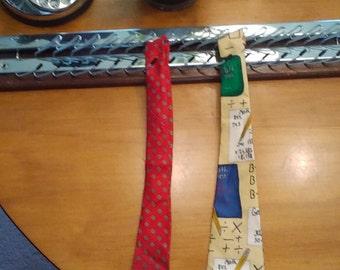 Tie Rack,Vintage Wall Mount Tie Rack, Wood Tie Rack, Jewelry Rack, Scarf Rack, Storage and Organization, Purse Rack, Belt Rack.New Year Sale