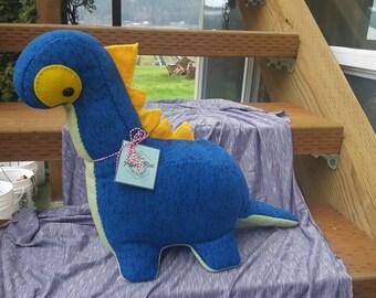 Plush + Pine: CUSTOM Dinosaur Plush