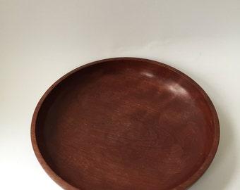 Simple Vintage Wood Tray