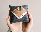 Fox Tooth Fairy Pillow