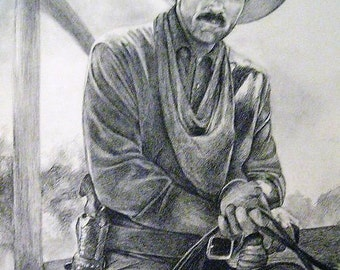 Tom- Portrait of a Cowboy