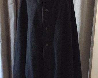 50's wool cape