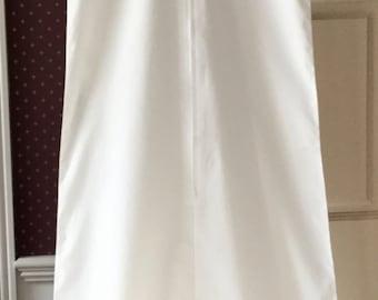 100% Cotton Garment Bag for Suits