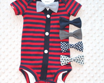 Baby Boy Cardigan and Bow Tie Set, Baby Suit, Baby Boy Outfit, Baby Boy Clothes, Preppy Baby Boy Outfit, Smash Cake Outfit