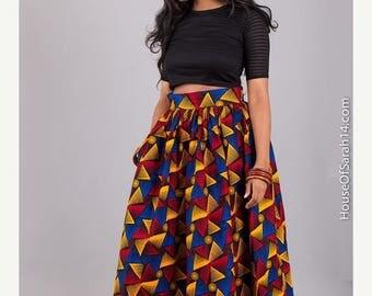 FlashSale 20% Off Rebecca Maxi Skirt