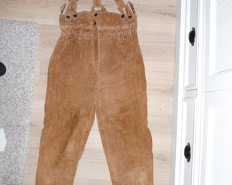 Overall leather SIMPLY NATURE size 40