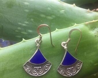 Marabella Sterling silver earrings