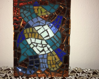 Abstract mosaic Art