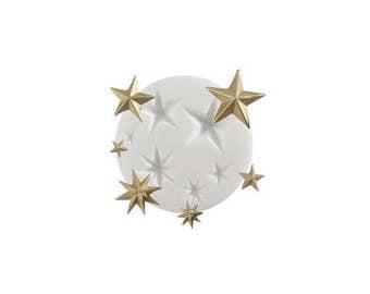 Mini Mold Silicone 6 stars