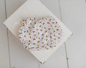 RTS - Diaper Cover - Cake smash - Airplanes