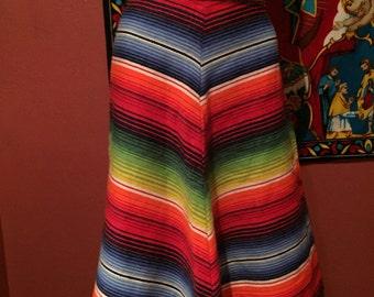 Rainbow Skirt Size Small