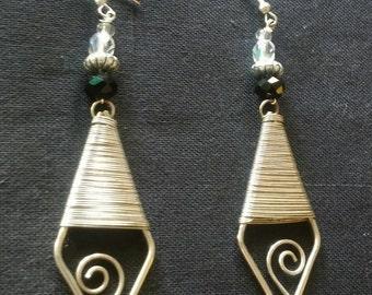 SALE! Darling Hand Made Earrings