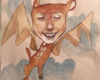 ORIGINAL Flying Deer collaboration