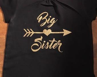 Big Sister T-Shirt (Short Sleeve)