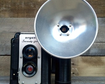 Argus Seventy-Five Vintage Camera With Flash