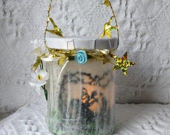 fairy jar.