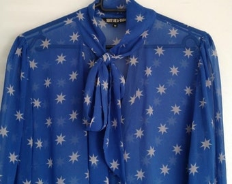 Original vintage 70's style blouse by BIBA(2010/11 collection)