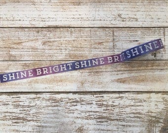 Washi Tape | Washi | Shine Bright Washi