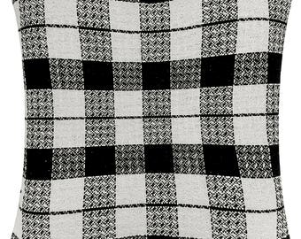 """LITTLEFIELD PLAID Pillow Cover, 17"""" x 17"""" or 20"""" x 20"""""""
