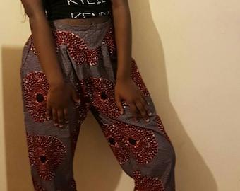 African Print / Ankara Harem pants