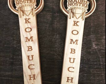 Custom Kombucha Tap