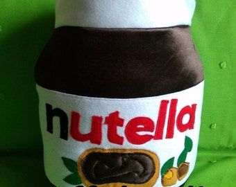 Pillow Nutella gift idea