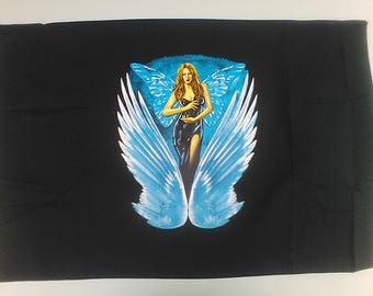 Winged Angel Pillowcase
