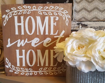 Home sweet home sign, home sweet home, home sign, home