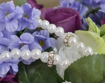 Pearl Necklace with Accents