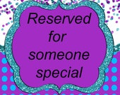 RESERVED FOR HEATHER C