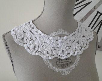 old lace v-neck
