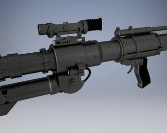 Battlefront CJ-9 BO-RIFLE Kit