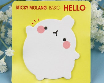 Hello Sticky Notes // Memo Pads