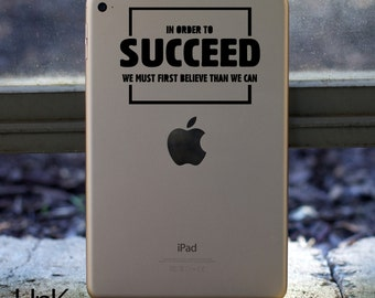 iPad decal/ iPad vinyl decal/ iPad mini  sticker/ anime decal/ iPad air decal/  decal hnkmd030iPad