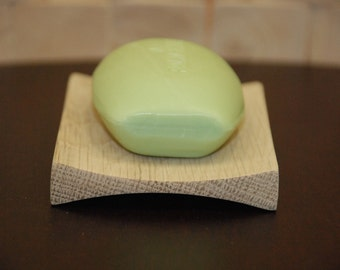 SOAP support SOAP bathroom design minimalist hand made french oak