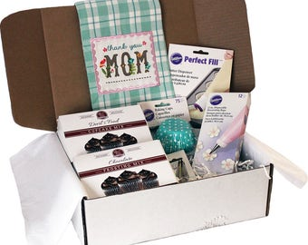 Mother's Day Cupcake Kit