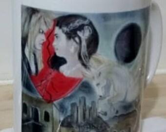 When I Live my Dream Coffee Mug