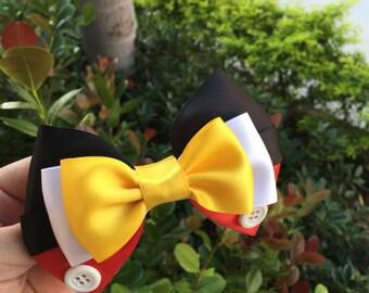 Mr. Mouse hair bow