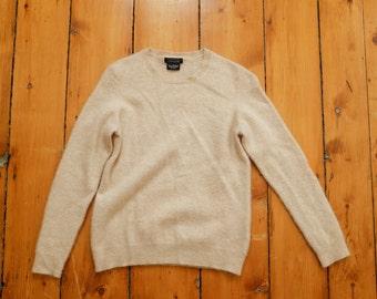 Vtg Bloomingdales Cashmere Sweater