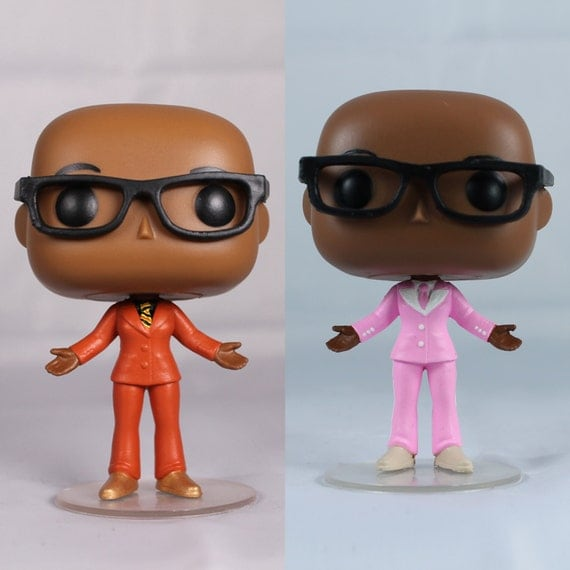 Custom Funko Pop Of Rupaul S Drag Race S Rupaul