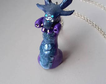 Baron Nashor necklace from League of Legends