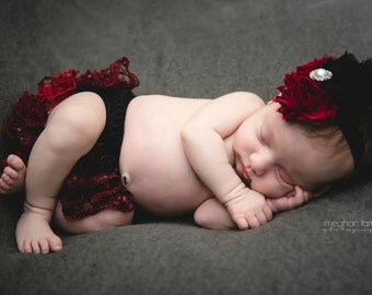 Newborn Clothes - First Valentines Day - Baby Girl Outfit - Take Home Outfit - Newborn Photo Prop - New Mom Gift - Hospital Outfit
