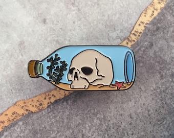 Shipwreck'd Joe Pin
